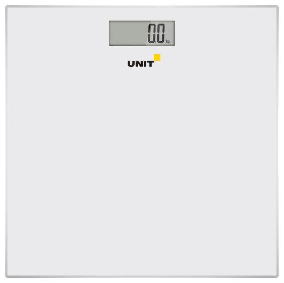 Весы напольные UNIT UBS-2052 белый