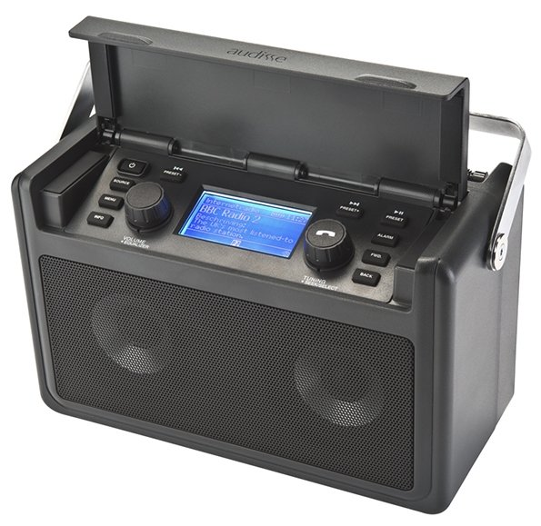 PerfectPro Радиоприемник PerfectPro Audisse Shirudo