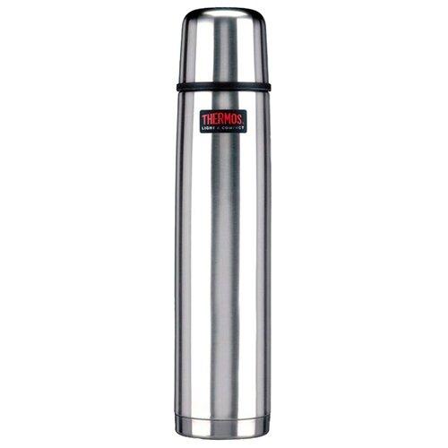 Классический термос Thermos FBB-1000, 1 л стальной