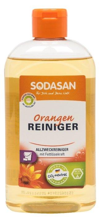 SODASAN Универсальное моющее средство Orange