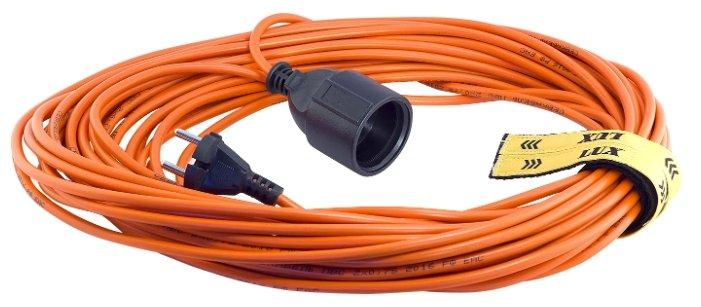 Электрический удлинитель 1,5 м*3 розетки