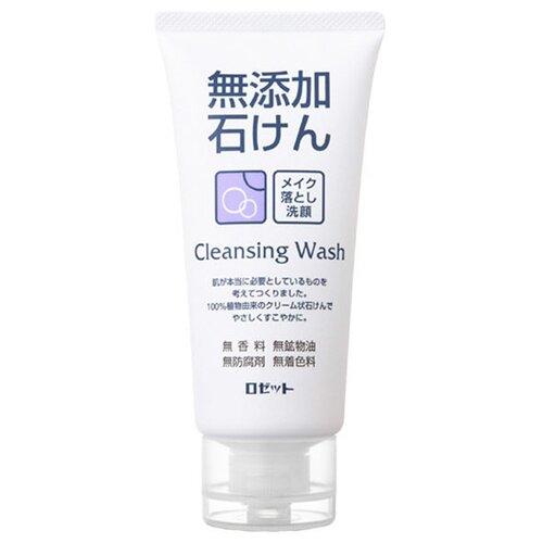 Rosette пенка для умывания и снятия макияжа кремовая без искусственных добавок, 120 г