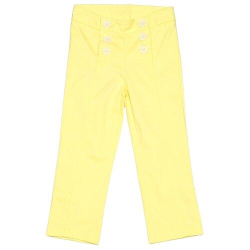 Купить Брюки ЁМАЁ размер 92, лимон, Брюки и шорты