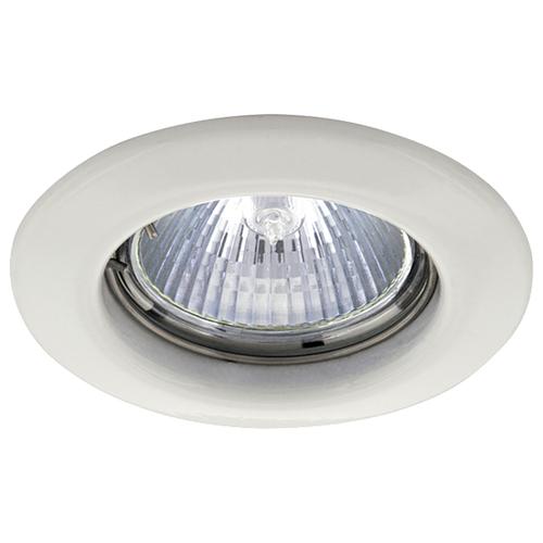 Встраиваемый светильник Lightstar Teso 011070, белый