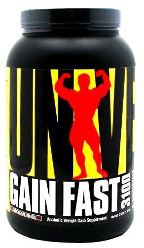 Гейнер Universal Nutrition Gain Fast 3100 (1.16 кг)