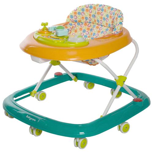 Ходунки Baby Care Corsa оранжевый baby care baby care ходунки walker розовые
