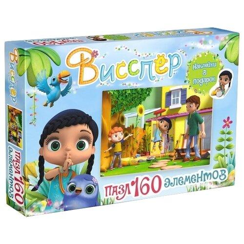 Пазл Origami Висспер Играем с Висспер (03594), 160 дет.