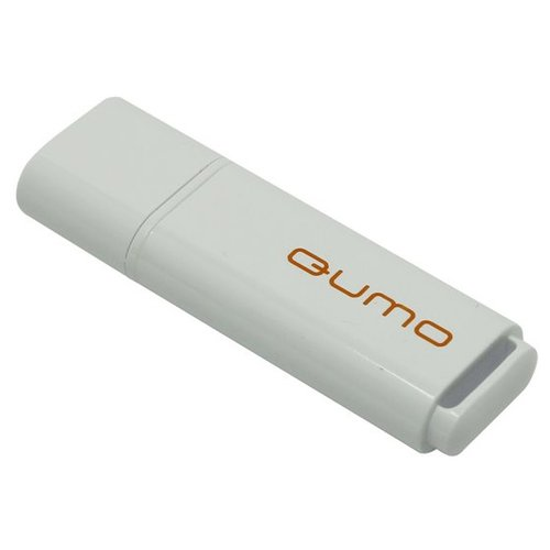 Фото - Флешка Qumo Optiva OFD-01 64Gb белый внешняя акб qumo poweraid qc 3 0 15600