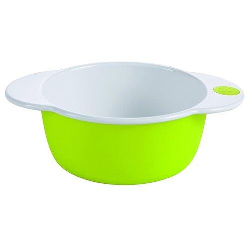 Тарелка Bebe confort глубокая green