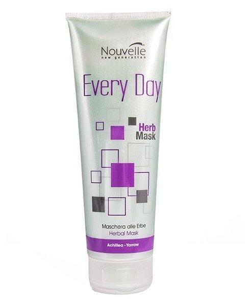 Nouvelle Every Day Растительная маска на каждый день для волос и кожи головы