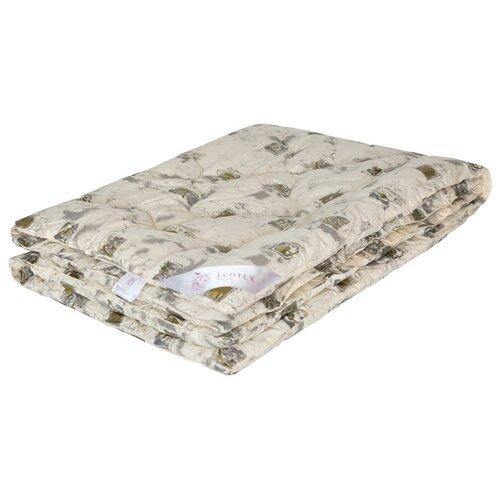 Одеяло ECOTEX Арго бежевый 200 х 220 смОдеяла<br>