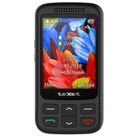 Мобильный телефон Texet TM-501 красный