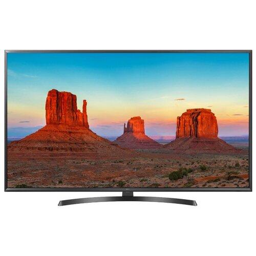 Фото - Телевизор LG 43UK6450 42.5 (2018) черный телевизор lg 49uk6200pla черный