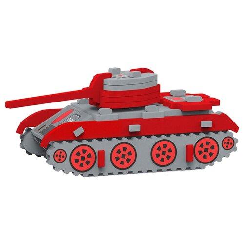 Купить Сборная модель Magneticus Танк Т-34 (TCN-009), Сборные модели