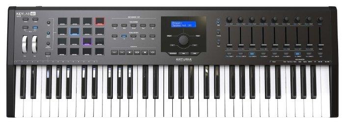 MIDI-клавиатура Arturia KeyLab 61 MkII