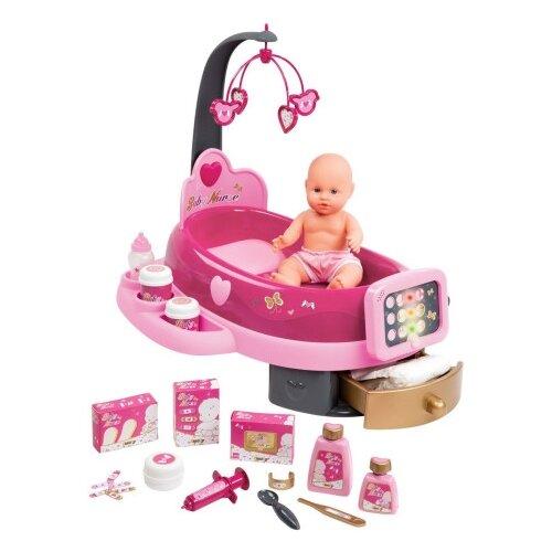 Купить Набор с куклой Smoby Baby Nurse, 32 см, 220317, Куклы и пупсы
