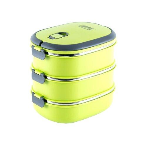 GIPFEL Ланч-бокс 0293/0294 зеленый