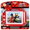 Доска для рисования детская Играем вместе Леди Баг и Супер-Кот (HS8006KLB)