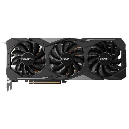 Видеокарта GIGABYTE GeForce RTX 2080 Ti 1650MHz PCI-E 3.0 11264MB 14000MHz 352 bit HDMI HDCP GAMING OC Retail