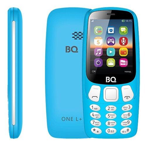 Купить Телефон BQ 2442 One L+ синий