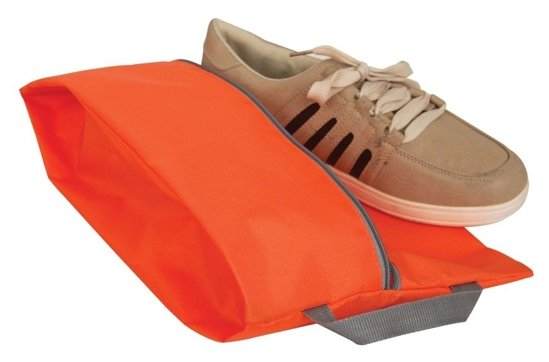 HAUSMANN Чехол для обуви 3X-304 серый/оранжевый