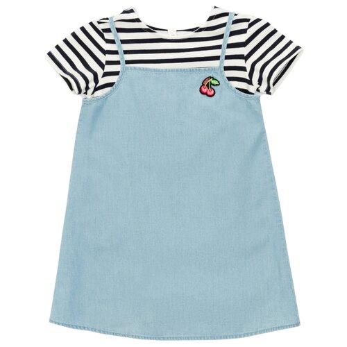 Комплект одежды Acoola размер 116, синийКомплекты и форма<br>