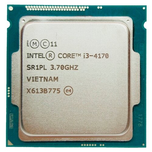 Фото - Процессор Intel Core i3-4170, OEM процессор intel core i3 10100t oem