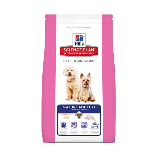 Корм для собак Hill's (0.3 кг) Science Plan Canine Mature Adult 7+ Small & Miniature with Chicken