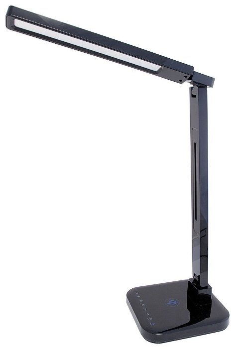 Настольная лампа Lucia Smart Qi L900 черная