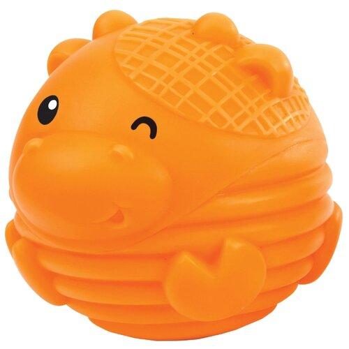 Купить Развивающая игрушка B kids Sensory - Коровка оранжевый, Развитие мелкой моторики