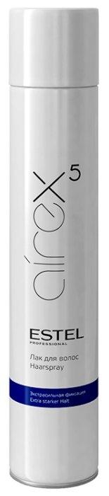 Estel Professional Лак для волос Airex Extra strong, экстрасильная фиксация — купить по выгодной цене на Яндекс.Маркете