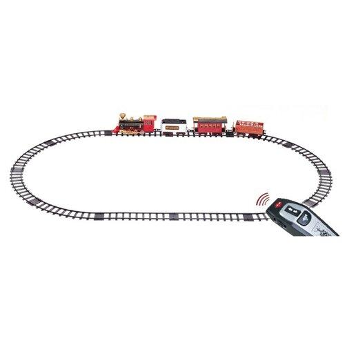 Купить 1 TOY Стартовый набор Ретро Экспресс , Т10577, Наборы, локомотивы, вагоны