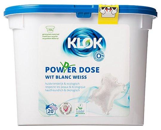 Капсулы Klok White