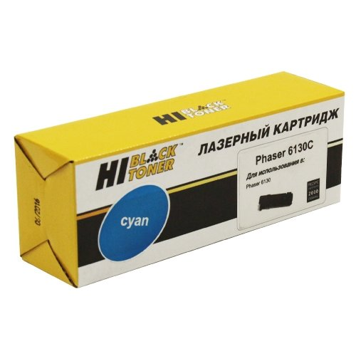 Фото - Картридж Hi-Black HB-106R01282/106R01278, совместимый картридж xerox 106r01282