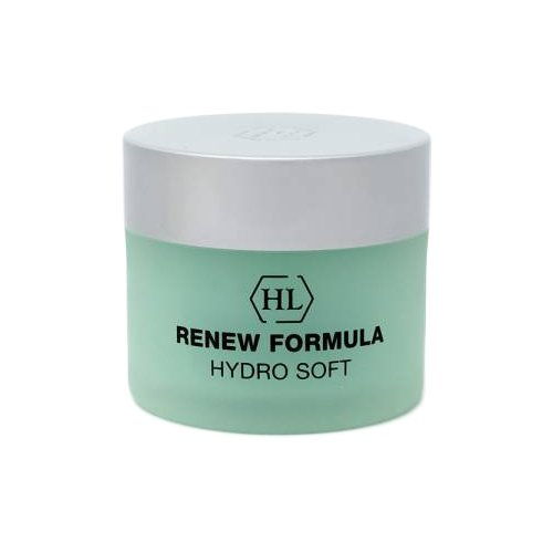 Holy Land Renew Formula Hydro-Soft Cream Увлажняющий крем для лица, 50 мл holy land крем гоммаж для лица peeling cream 70 мл