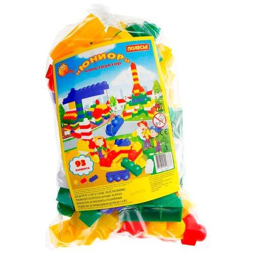 Фото - Конструктор Полесье Юниор 6677-93 полесье набор игрушек для песочницы 468 цвет в ассортименте