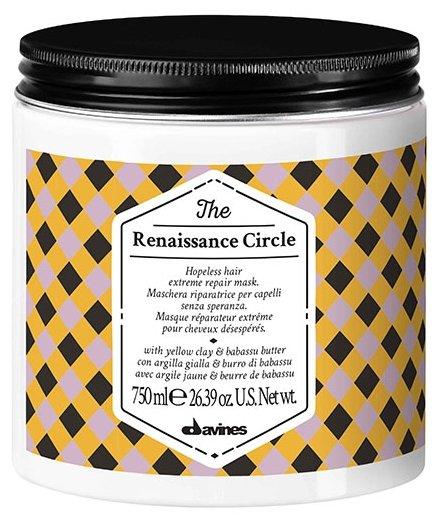 Davines The Circle Chronicles Маска экстрим-восстановление для безнадежных волос