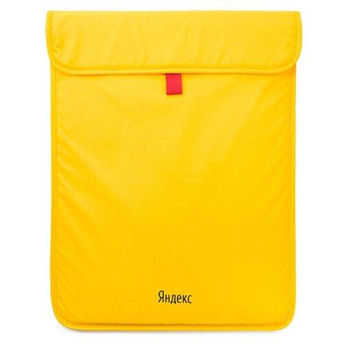 Дождевик для ноутбука Яндекс, желтый