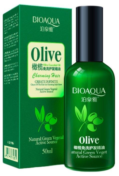BioAqua Масло для волос с экстрактом оливы