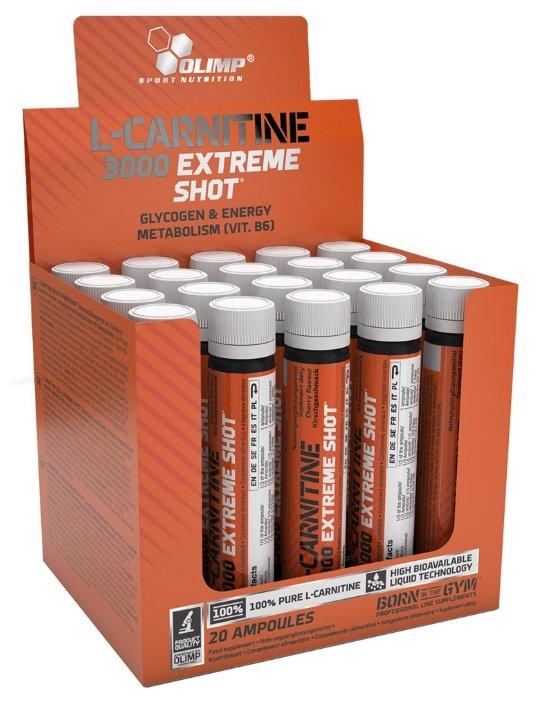 Olimp L-карнитин 3000 Extreme Shot (500 мл)