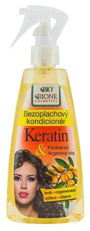 Bione Cosmetics Несмываемый кондиционер-спрей с аргановым маслом