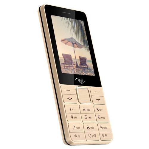Телефон Itel it5630 золотистый телефон