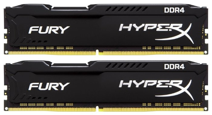 HyperX Оперативная память HyperX HX434C19FB2K2/16