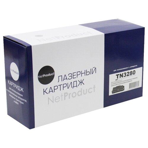 Фото - Картридж Net Product N-TN-3280, совместимый картридж net product n tn 2275 совместимый