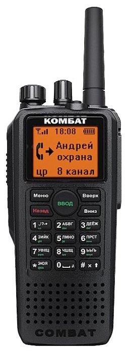 Рация КОМБАТ Т-54 DMR Патруль ПРО 2