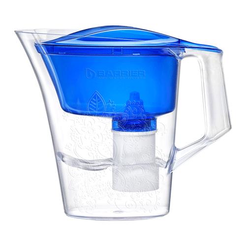 Фильтр кувшин БАРЬЕР Танго 1.1 л синий B291P00 барьер танго оранжевый