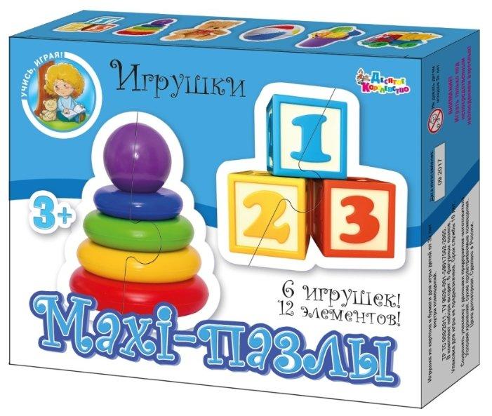 Набор пазлов Десятое королевство Maxi Игрушки (02644)