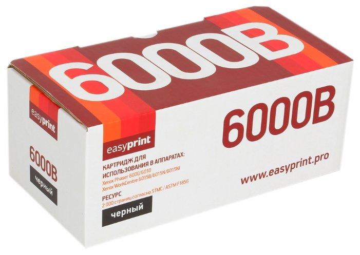 Картридж EasyPrint LX-6000B, совместимый