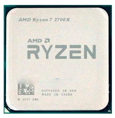 Процессор AMD Ryzen 7 2700X — более 12 предложений — купить по выгодной цене на Яндекс.Маркете
