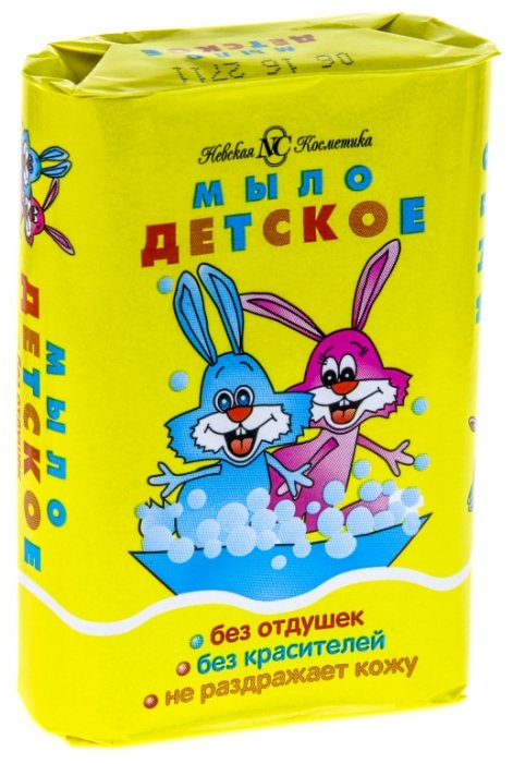 невская косметика мыло детское купить